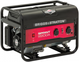 Бензиновый генератор Briggs&Stratton Sprint 2200A в Оренбурге